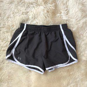 Under Armour Athletic Running Shorts | Dark Gray